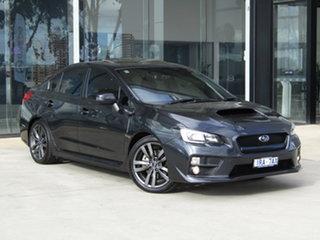 2017 Subaru WRX V1 MY17 Premium Lineartronic AWD Grey 8 Speed Constant Variable Sedan.