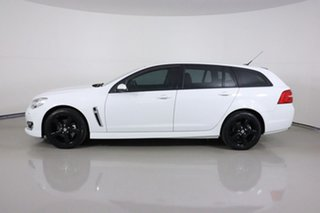 2017 Holden Commodore VF II MY17 SV6 White 6 Speed Automatic Sportswagon