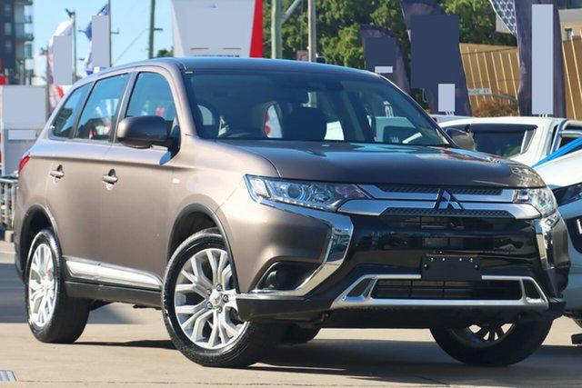 New Mitsubishi Outlander ZL MY21 ES 2WD Tuggerah, 2021 Mitsubishi Outlander ZL MY21 ES 2WD Ironbark 6 Speed Constant Variable Wagon