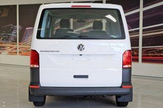 2021 Volkswagen Transporter T6.1 MY21 TDI340 SWB White 6 Speed Manual Van.