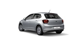 2021 Volkswagen Polo AW Style Reflex Silver 7 Speed Semi Auto Hatchback.