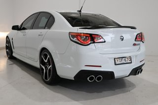 2014 Holden Special Vehicles ClubSport Gen-F MY15 R8 White 6 Speed Sports Automatic Sedan.