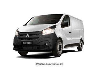 2020 Mitsubishi Express SN MY21 GLX LWB White Solid 6 Speed Manual Van