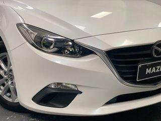 2014 Mazda 3 BM5276 Maxx SKYACTIV-MT Snowflake White Pearl 6 Speed Manual Sedan.