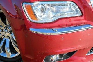 2013 Chrysler 300 LX MY13 C E-Shift Luxury Red 8 Speed Sports Automatic Sedan.