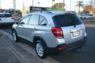 2018 Holden Captiva CG MY18 Active 7 Seater Silver 6 Speed Automatic Wagon