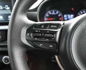 2018 Kia Picanto JA MY19 S Silver 4 Speed Automatic Hatchback