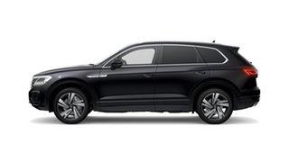 2021 Volkswagen Touareg CR 210TDI R-Line Deep Black Pearl Effect 8 Speed Automatic SUV.
