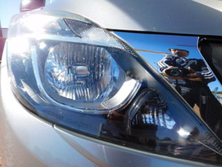 2017 Mazda BT-50 UR0YG1 XT Aluminium 6 Speed Manual Cab Chassis
