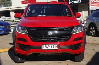 2018 Holden Colorado RG MY18 LS Pickup Crew Cab Red 6 Speed Sports Automatic Utility