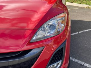 2009 Mazda 3 BL10L1 SP25 Activematic Red 5 Speed Sports Automatic Sedan