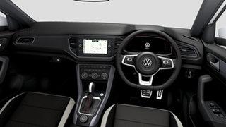 2021 Volkswagen T-ROC A1 140TSI Sport White Silver 7 Speed Semi Auto SUV