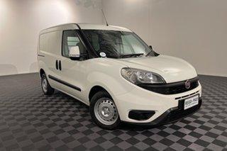 2016 Fiat Doblo 263 Series 1 Low Roof SWB Comfort-matic White 5 speed Automatic Van.