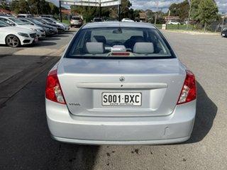 2006 Holden Viva JF Equipe Silver 4 Speed Automatic Sedan