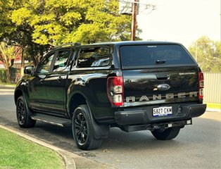 2019 Ford Ranger PX MkIII 2019.00MY Wildtrak Black 6 Speed Manual Double Cab Pick Up