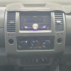 2006 Nissan Navara D40 ST-X DUAL CAB Blue 6 Speed Manual Utility