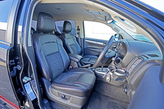2018 Holden Special Vehicles Colorado RG MY18 SportsCat Pickup Crew Cab Black 6 Speed