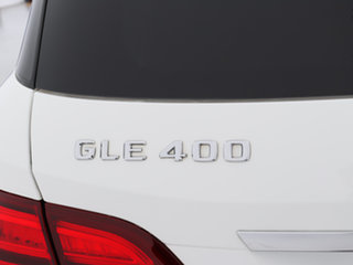 2015 Mercedes-Benz GLE400 166 White 7 Speed Automatic Wagon