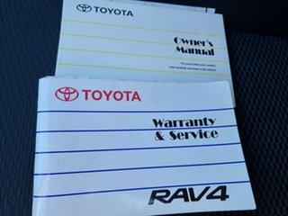 2008 Toyota RAV4 ACA33R MY08 Cruiser White 5 Speed Manual Wagon
