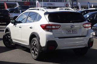 2017 Subaru XV G5X MY18 2.0i-S Lineartronic AWD Crystal White 7 Speed Constant Variable Wagon.