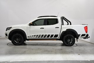 2019 Nissan Navara D23 S4 MY20 N-TREK Pearl White 7 Speed Sports Automatic Utility.