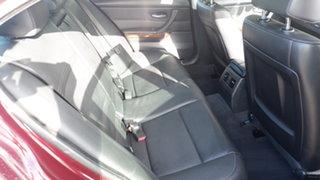 2009 BMW 3 Series E90 MY09 323i Steptronic Red 6 Speed Sports Automatic Sedan