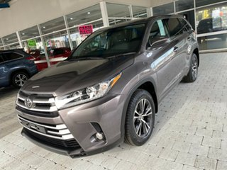 2019 Toyota Kluger GX Grey Sports Automatic Wagon.