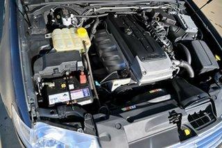 2012 Ford Falcon FG MkII G6E Grey 6 Speed Sports Automatic Sedan