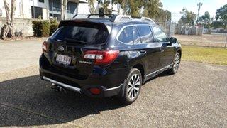 2015 Subaru Outback MY15 2.5i AWD Black Continuous Variable Wagon.