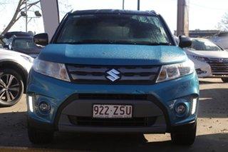 2018 Suzuki Vitara LY RT-S 2WD Blue 6 Speed Sports Automatic Wagon