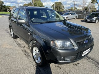 2009 Ford Territory SY TX Grey 4 Speed Automatic Wagon.
