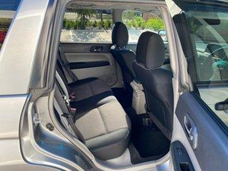 2007 Subaru Forester 79V MY07 XT AWD Grey 5 Speed Manual Wagon