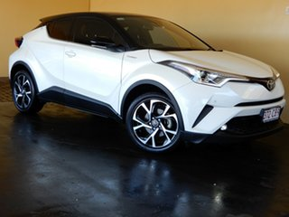 2017 Toyota C-HR NGX50R Update Koba (AWD) White Continuous Variable Wagon
