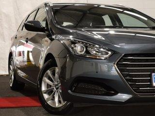 2016 Hyundai i40 VF4 Series II Active Tourer D-CT Grey 7 Speed Sports Automatic Dual Clutch Wagon.