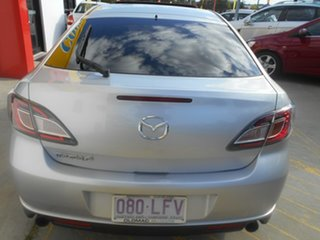 2008 Mazda 6 GH1051 Luxury Sports Silver 5 Speed Sports Automatic Hatchback
