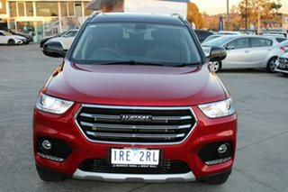 2020 Haval H2 MY20 Lux 2WD Red 6 Speed Sports Automatic Wagon.