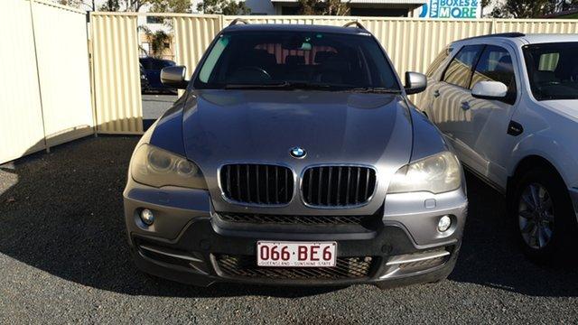 Used BMW X5 E70 3.0SI Underwood, 2007 BMW X5 E70 3.0SI Grey 6 Speed Auto Steptronic Wagon