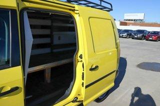 2016 Volkswagen Caddy 2KN MY16 TSI220 Maxi DSG Yellow 7 Speed Sports Automatic Dual Clutch Van.