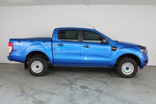 2017 Ford Ranger PX MkII XL Blue 6 Speed Sports Automatic Utility