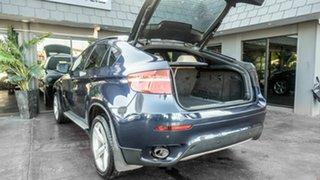 2008 BMW X6 E71 xDrive35d Coupe Steptronic Blue 6 Speed Sports Automatic Wagon