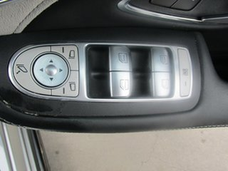 2015 Mercedes-Benz C-Class W205 806MY C63 AMG SPEEDSHIFT MCT S Silver 7 Speed Sports Automatic Sedan