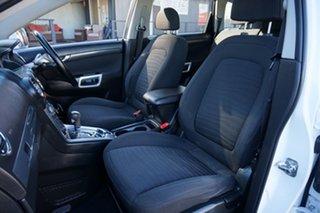 2012 Holden Captiva CG Series II 5 AWD Olympic White 6 Speed Sports Automatic Wagon
