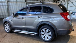 2008 Holden Captiva CG MY08 LX AWD Grey 5 Speed Sports Automatic Wagon