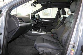2019 Audi Q5 FY MY19 45 TFSI S Tronic Quattro Ultra Sport Silver 7 Speed