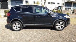 2012 Ford Kuga TE Titanium Black 5 Speed Automatic Wagon.