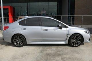 2018 Subaru WRX V1 MY18 AWD Silver 6 Speed Manual Sedan.