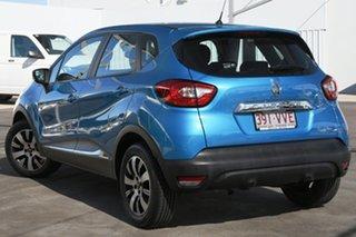 2015 Renault Captur J87 Expression EDC Blue 6 Speed Sports Automatic Dual Clutch Hatchback.