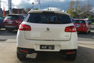 2016 Peugeot 4008 MY15 Active (4x2) White 6 Speed CVT Auto Sequential Wagon