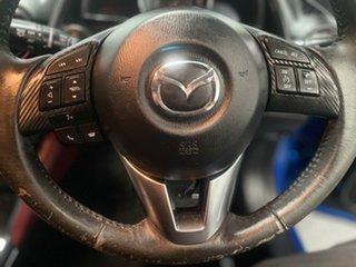 2016 Mazda CX-3 DK2W76 sTouring SKYACTIV-MT Dynamic Blue 6 Speed Manual Wagon