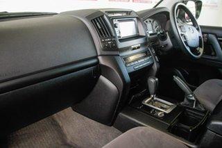 2012 Toyota Landcruiser VDJ200R MY12 GXL (4x4) Glacier White 6 Speed Automatic Wagon